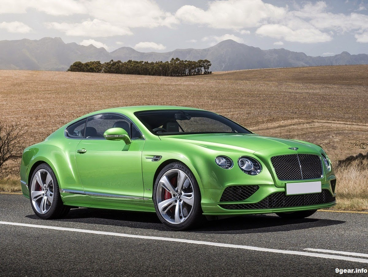 2016 Bentley Continental GT Speed | Car Reviews | New Car Pictures ...