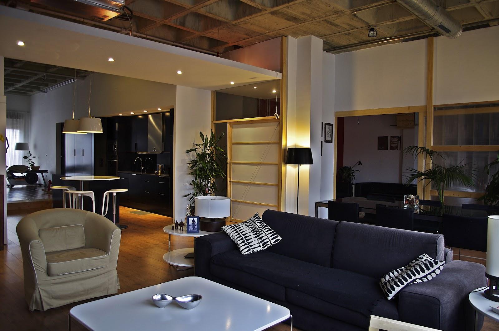 Loft en madrid samuel j vergara interiorismo y arquitectura - Lofts en madrid ...
