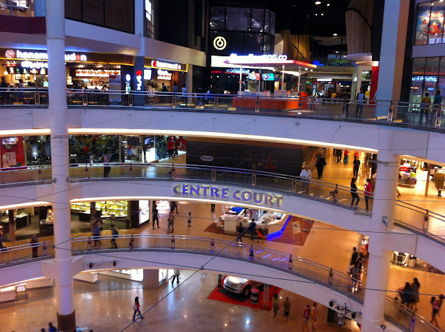 Mid valley Megamall owned & managed by IGBReit