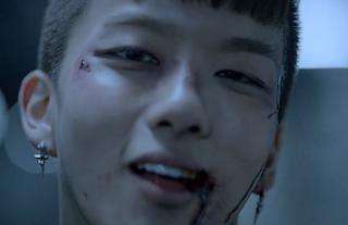 B.A.P BAP One Shot Youngjae beaten up