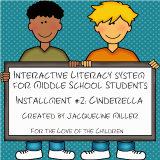 https://www.teacherspayteachers.com/Product/Cinderella-Interactive-Literacy-System-Installment-2-1685268