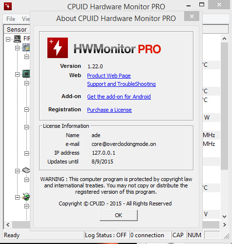 cpuid hardware monitor pro license key