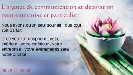 L 39 agence de communication et d coration for Agence de decoration