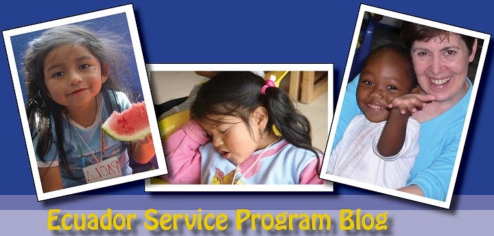 Ecuador Service Program Blog