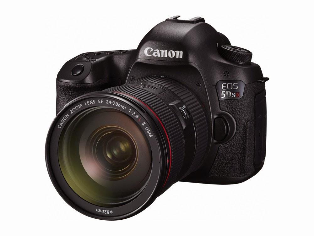 كاميرا كانون 5Ds و 5Ds R.