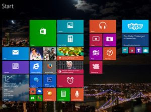 scarica installa Windows 8.1