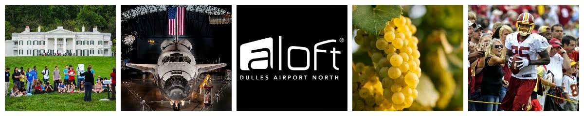 Aloft Dulles North and W xyz Bar
