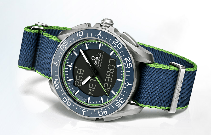 Omega Speedmaster Skywalker X-33 Solar Impulse