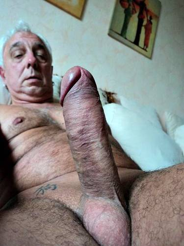 sexy dad - naked hard cock mature gay - gray hairy gay - naked older senior
