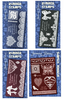 Lace and Knitting Stamps