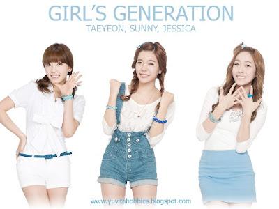 Foto Terbaru SNSD – Girl Band Korea Hot Gambar Artis SNSD