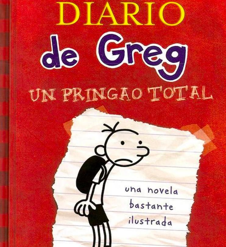 """EL DIARIO DE GREG: """" UN PRINGAO TOTAL"""""""