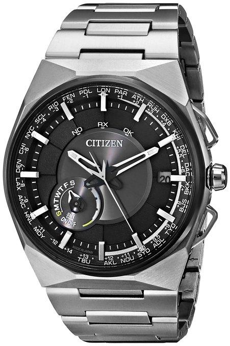 Citizen Men's CC2006-61E Satellite Wave F100 Titanium Watch