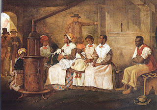 escravos durante no segundo reinado, introdução do café no Brasil