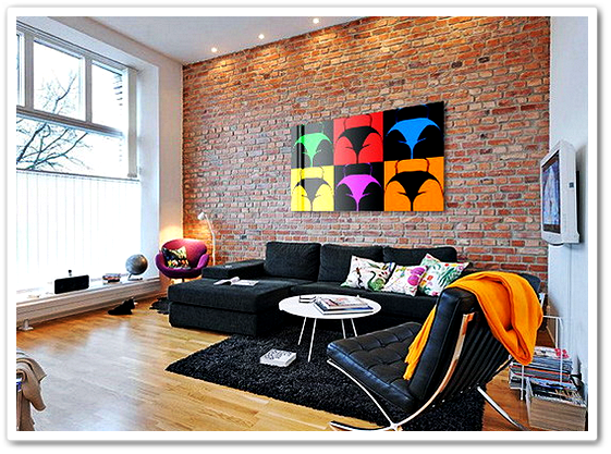 How To Choose A Beautiful Wall Art For Living Room? | LIVING HOUZZ