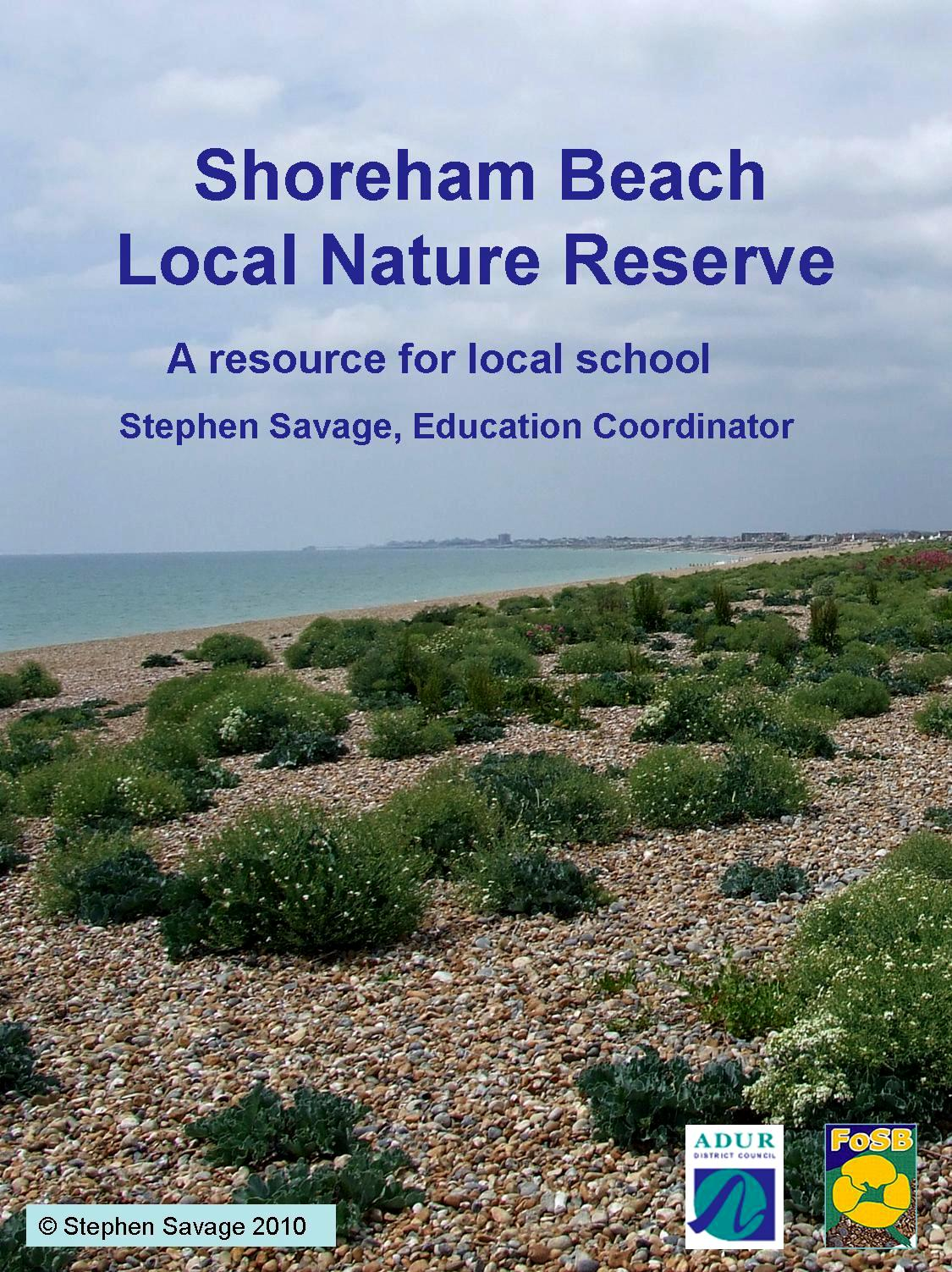 Living Geography: Shoreham Beach: destination for fieldwork