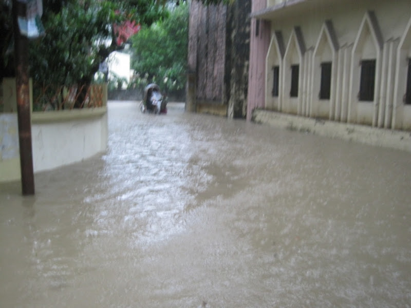 International Turkish Hope School: Flood_June 26, 2012_ after 11 am