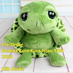 Pre Order Boneka Kura2 YON
