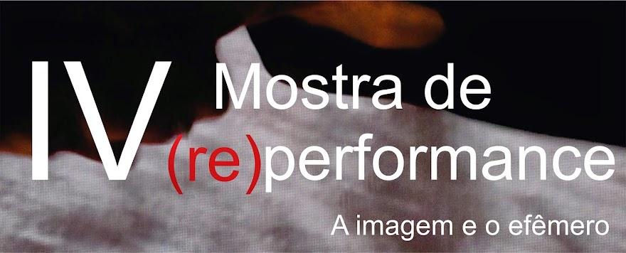 IV Mostra de Performance da Galeria Cañizares