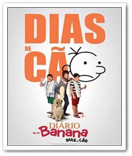 Download Diário de um Banana 3 Dias de Cão