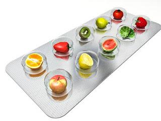 Pilih Vitamin Semulajadi berbanding vitamin sintetik Shaina Shop