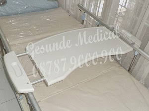 harga overbed table plate
