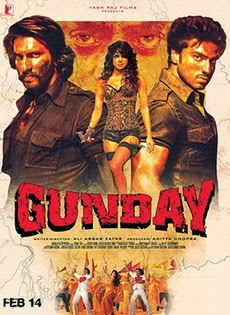 Gunday Total Box Office Collection