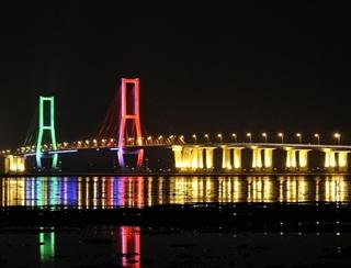 7 Jembatan Terpanjang di Indonesia