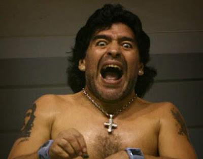 El hijo de Diego Maradona no llevara su apellido