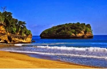 Wisata Pantai Bajulmati