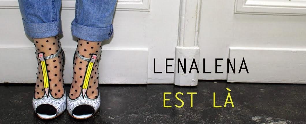 lenalena est là