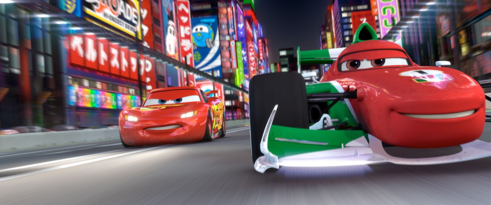 Mcqueen Cars Movie Part