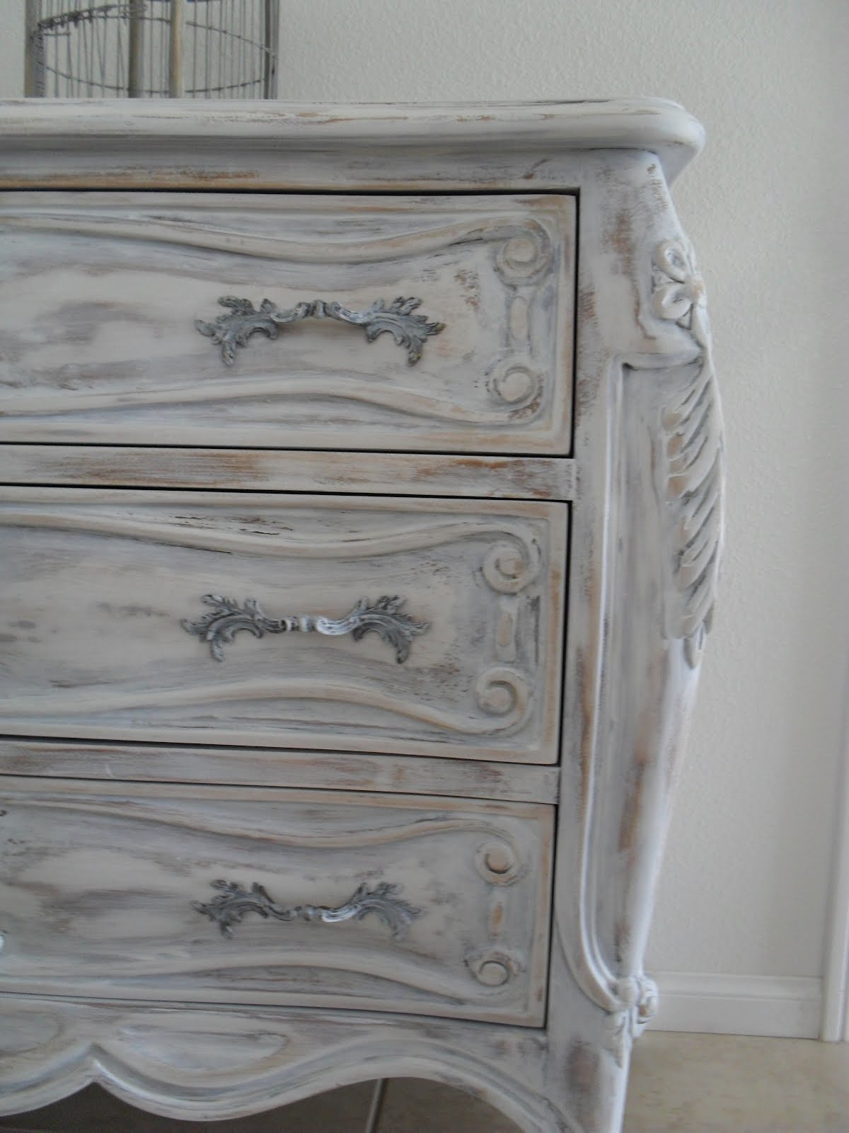 maple and wood dresser rustic grey vintage white