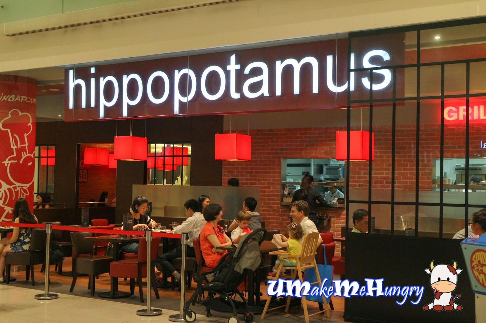 Hippopotamus - Hippopotamus restaurant grill ...