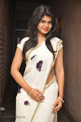 Alekhya Latest Photos in Saree at Donga Prema Audio-thumbnail-14
