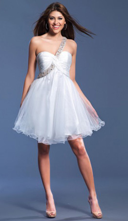 short party dresses 2012