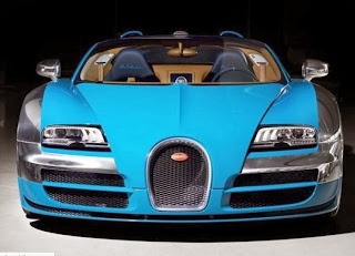 Bugatti Veyron Legend Meo Constantini, There Are Only 3 in the World!