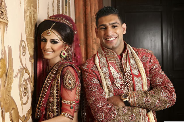 http://funkidos.com/pakistani-models-actors/boxer-amir-khan-and-faryal-makhdoom-wedding-ceremony-pictures