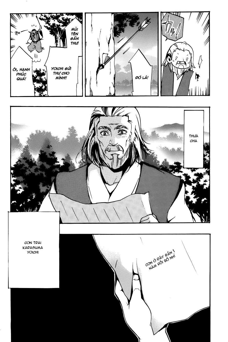 Ashita No Yoichi Chapter 58-end - Hamtruyen.vn