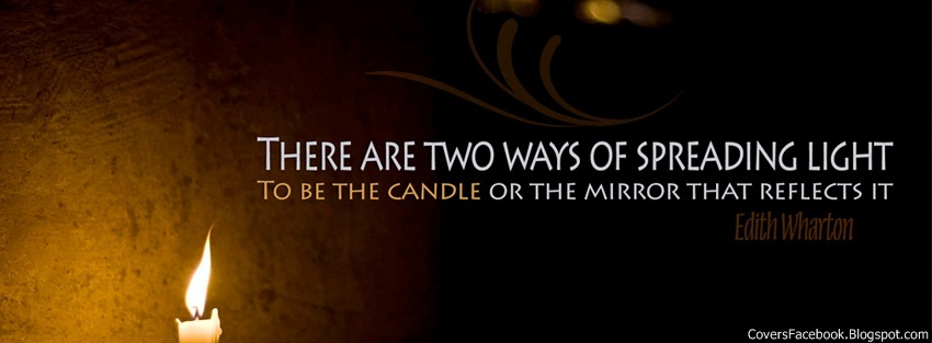 Edith Wharton Quotes Facebook Timeline Cover, FB Covers