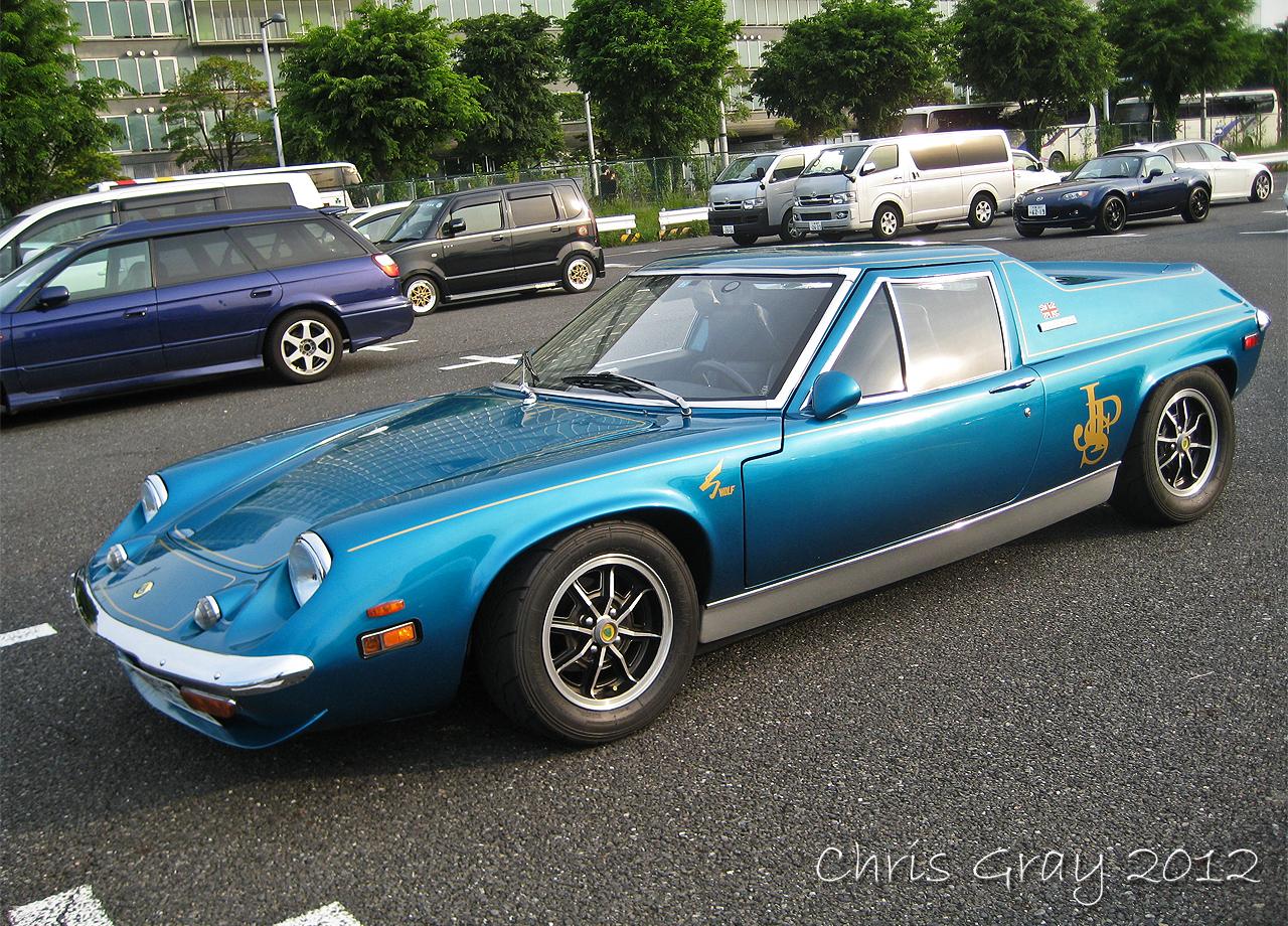 Lotus europa jps