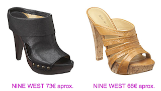 NineWest zuecos