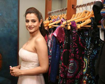 Amisha Patel  Bold picture