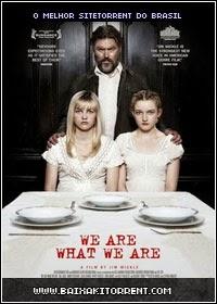 Capa Baixar Filme Somos o Que Somos   BRRip (2013) Baixaki Download