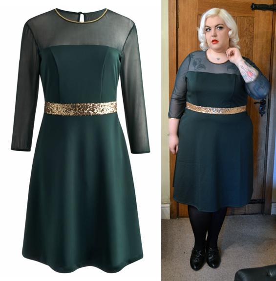 Irish plus size dresses