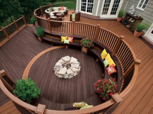 wood deck designs - Wood Deck Design Ideas