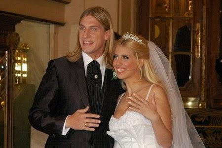 boda de maxi lopez y wanda nara