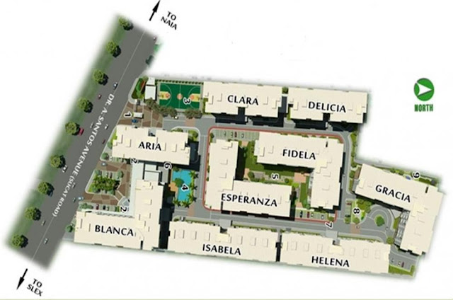 Amaia Condo Development Plan