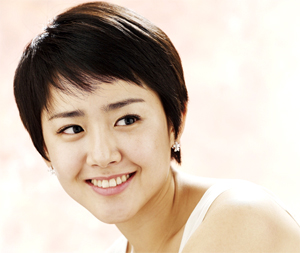 Ajumma's Pad: Asian women in short hair