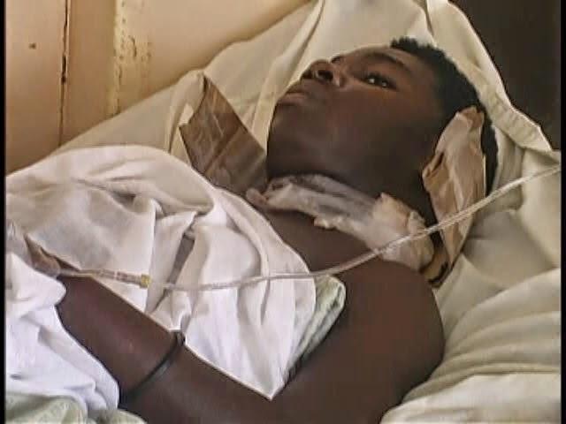 San Juan: A un tris le cortan cabeza joven durante pleito por una deuda